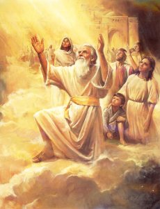 The story of Enoch in the Joseph Translation of the Bible inspired the Saints in their attempt to create Zion.